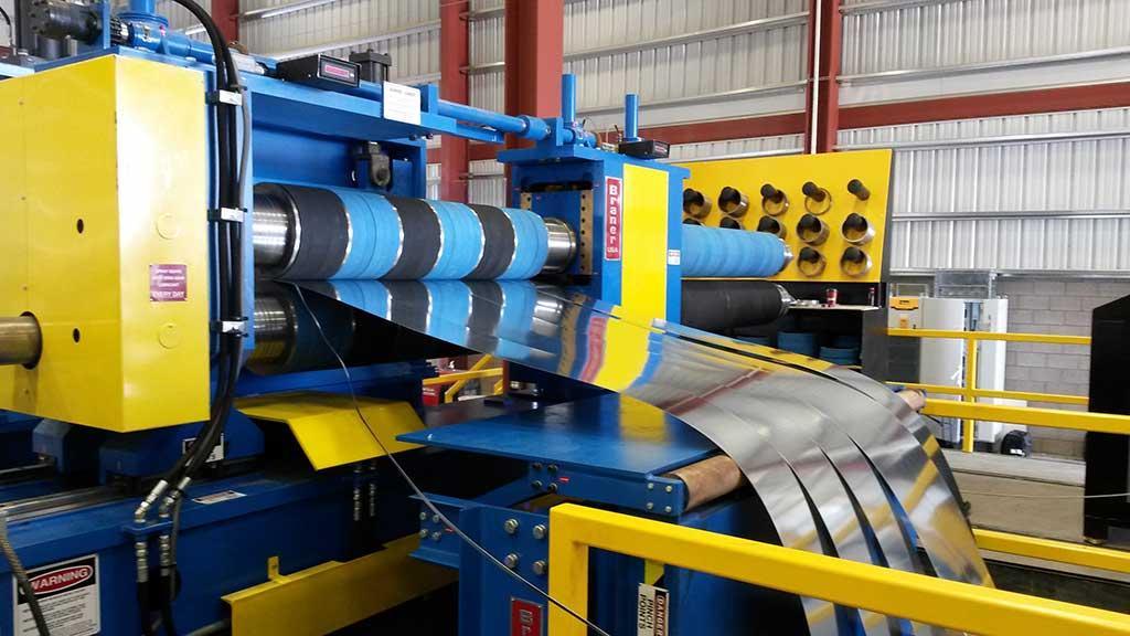 Performance Steel Arizona Factory