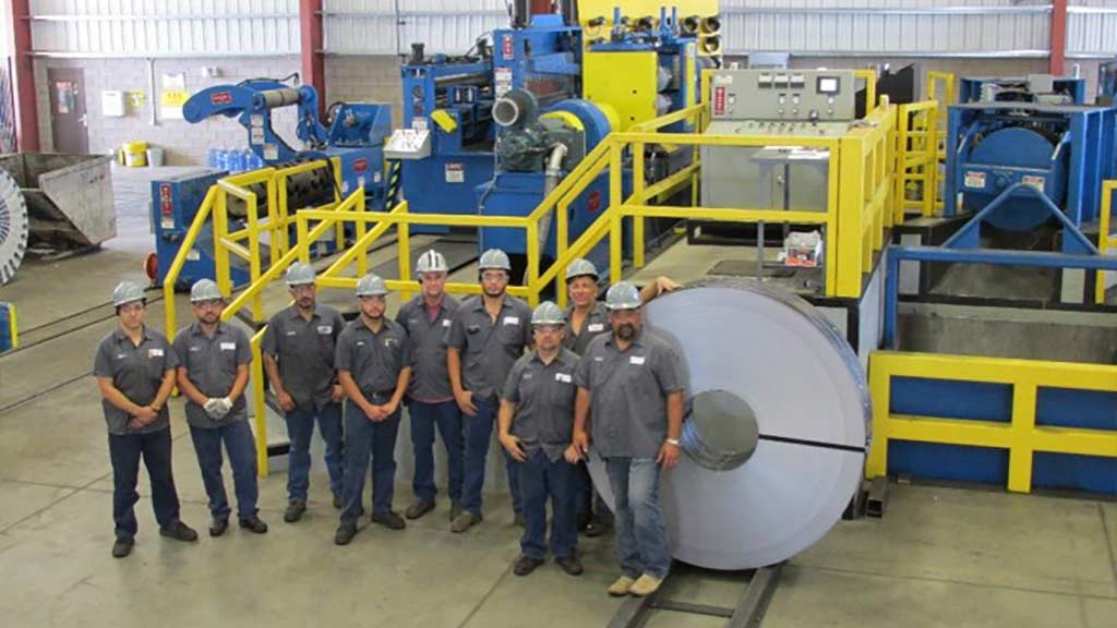 Roadrunner Steel Crew
